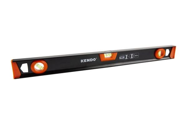KENDO Wasserwaage | 600 mm, ± 1.0 mm/m