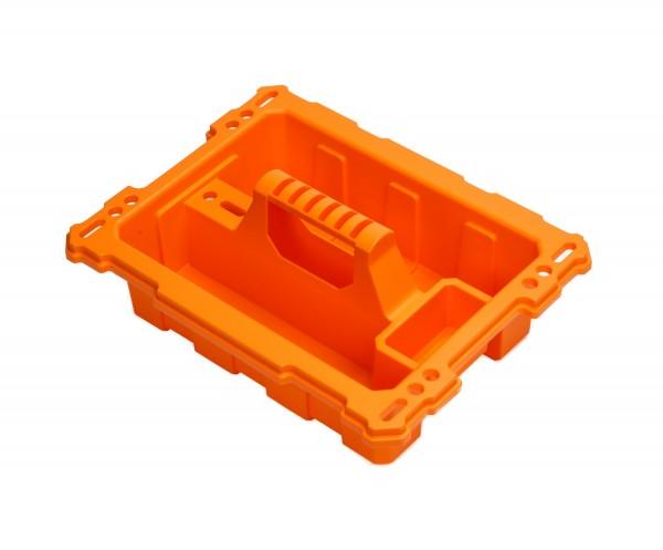 KENDO Werkzeugtrage für Systemkoffer | 443 x 334 x 100 mm