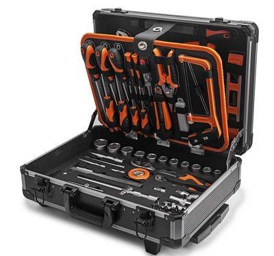 Werkzeugtrolley – Bestückt – 160-teilig